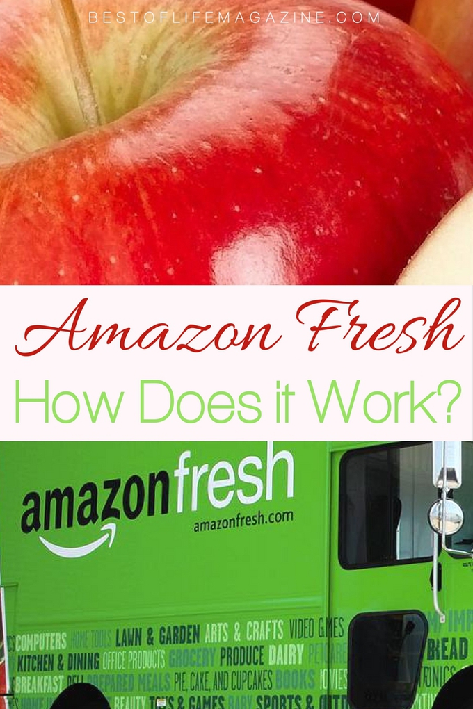 Wondering how Amazon Fresh works? We tried it and have the entire process outlined for you so your first experience goes smoothly.
