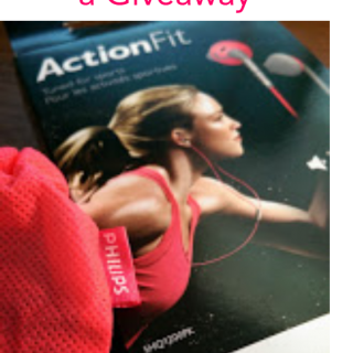 Philips Action Fit Headphones Review and Giveaway - OC Mentor