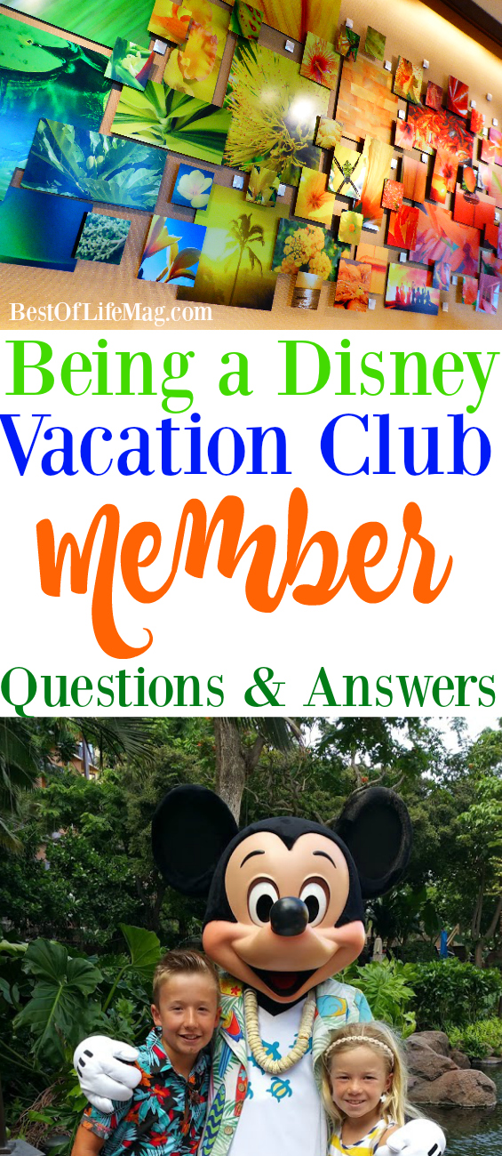 I get so many questions about being a Disney Vacation Club Member so thought I would answer some of the most common questions here for you. via @amybarseghian