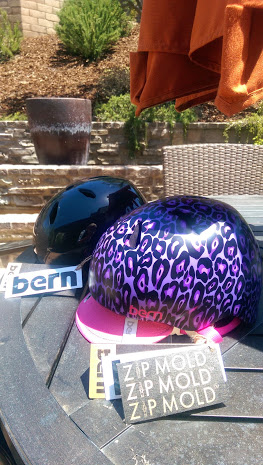 how to size a bike helmet bern helmets together