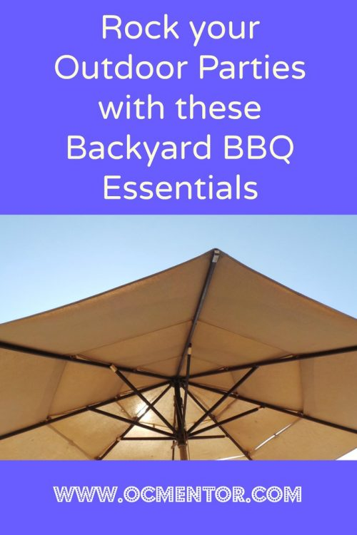 Backyard BBQ Essentials to Rock any Party - OCMentor.com