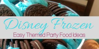If you want to impress for less and save time these seven Frozen party food ideas are an easy and beautiful way to bring Frozen magic to your guests.