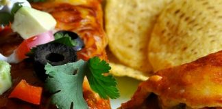easy chicken enchiladas recipe flour tortillas