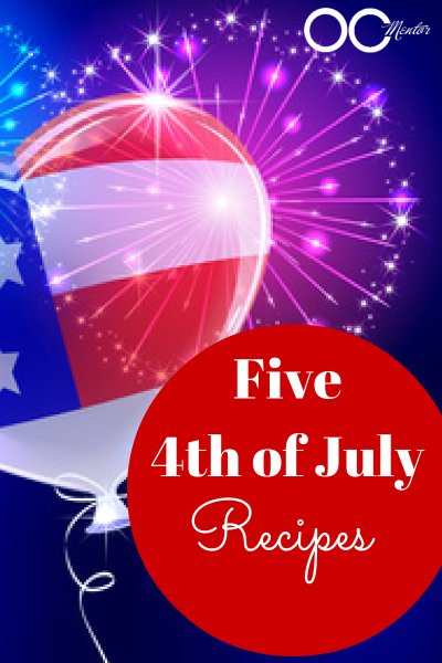 Five 4th of July Recipes Everyone will Enjoy
