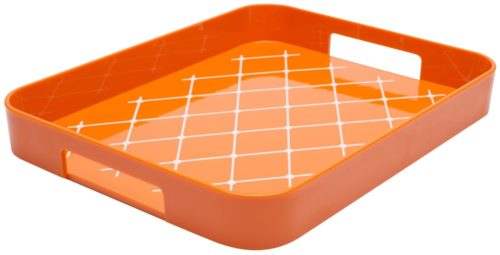 backyard BBQ Serving Tray