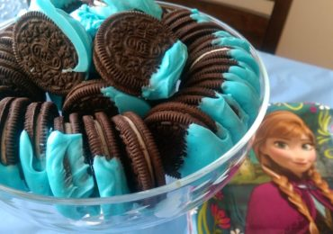 frozen party food ideas iced oreos