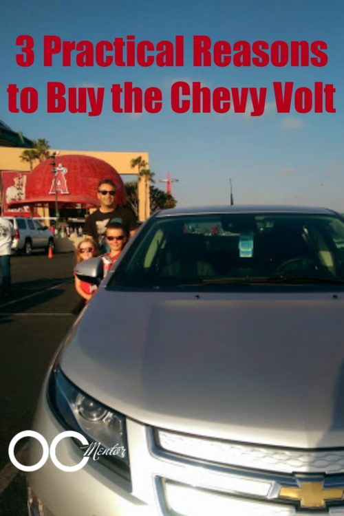 3 Practical Reasons to Buy the Chevy Volt