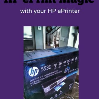 While some technology presents one more thing to do in a day, the HP Envy ePrinter makes days easier. Here's how to make some HP ePrint magic of your own!