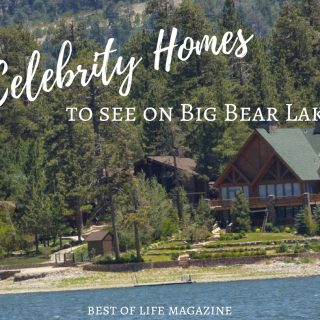 Here are some of the celebrity homes you will see on your tour of Big Bear Lake that span the ages and appease the dreams.