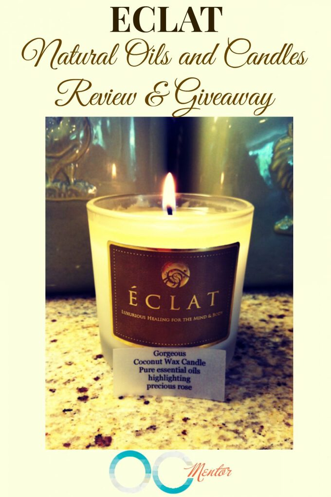Inspired by nature, Janelle and her husband started ECLAT Essence to offer pure, natural and holistic products for the whole family. Enter to win here!