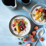 We love going out to eat as a family and finding our favorite meals is easier at Corner Bakery Cafe with a wide range of healthy meals. Healthy Breakfast Recipes   Oatmeal Recipes   Recipes from Corner Bakery   Copycat Corner Bakery Recipe