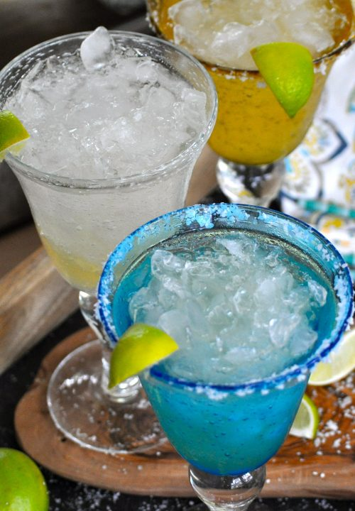 How to Make the Best Nearly NorCal Margarita Recipe, Tequila Drinks