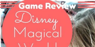 Now young Disney fans can enjoy all they love about Disney in a new game recently launched by Nintendo - Disney Magical World. Learn about the game here!
