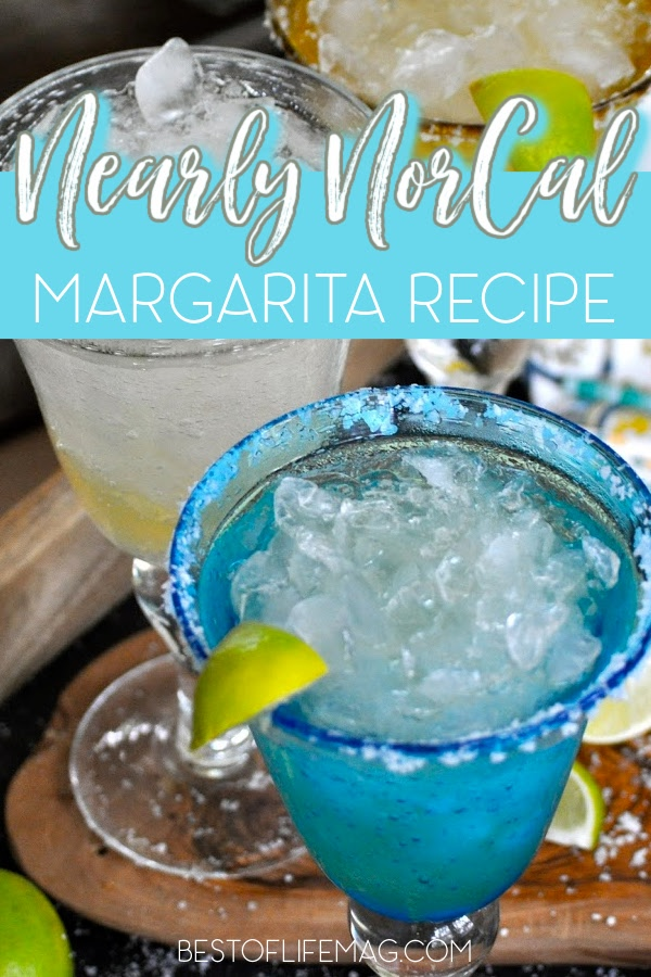 This nearly NorCal Margarita Recipe maintains the intent of a traditional NorCal margarita, is easy to make, and keeps calories low. Margarita Recipe | Margarita Ideas | Cocktail Recipe | Happy Hour Recipes | Drink Recipes | Summer Margarita Recipes #margarita #cocktails via @amybarseghian
