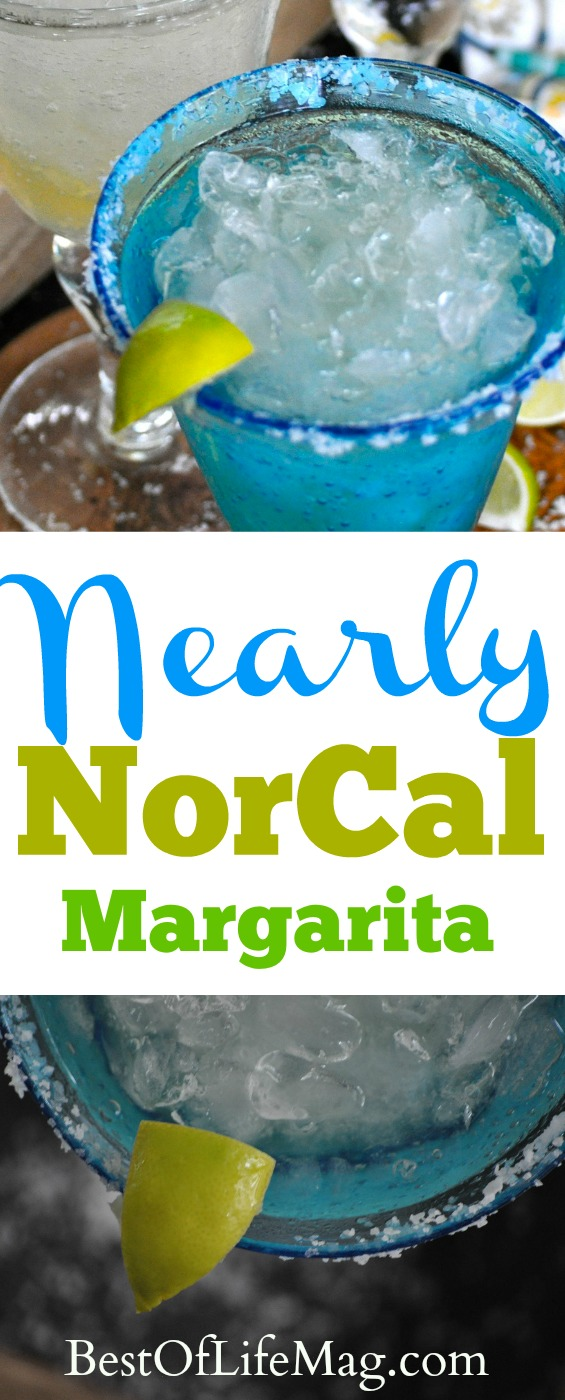 This nearly NorCal Margarita Recipe maintains the intent of a traditional NorCal margarita, is easy to make, and keeps calories low. Margarita Recipe | Margarita Ideas | Cocktail Recipe | Happy Hour Recipes | Drink Recipes | Summer Margarita Recipes #margarita #cocktails