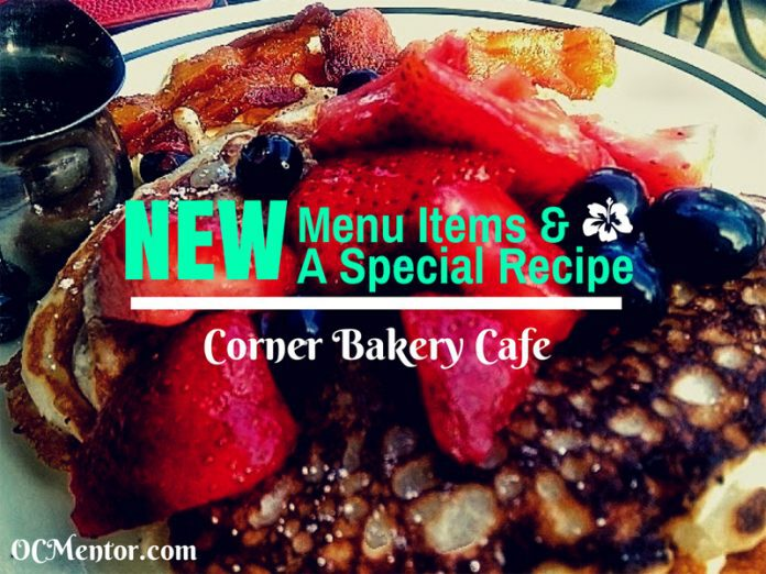 Corner Bakery Cafe Recipes