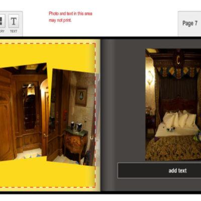 snapfish.com personalize book
