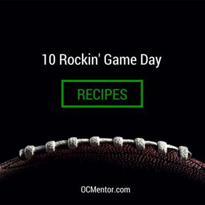 10 Rockin' Game Day Recipes