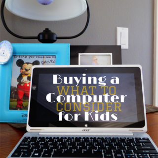 Buying a computer for your child? Whether it's their first or they are an old pro, here is what to look for that what make you and them happy.