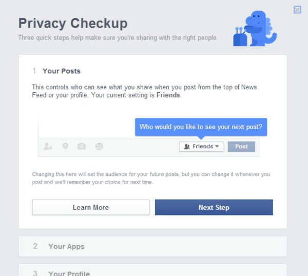Facebook is launching their Facebook Privacy Checkup tomorrow. I met with them today and here's what you need to know to be ready.