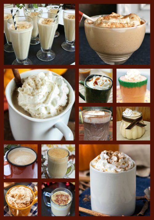 Pumpkin drinks are perfect to enjoy during the beautiful fall months and on Halloween with friends and family! Halloween Drinks with Alcohol | Halloween Drinks | Pumpkin Boozy Drinks | Boozy Drinks for Fall | Pumpkin Drink Recipes