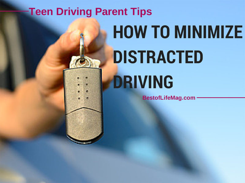 3 Tips to Minimize Distracted Driving for Teens
