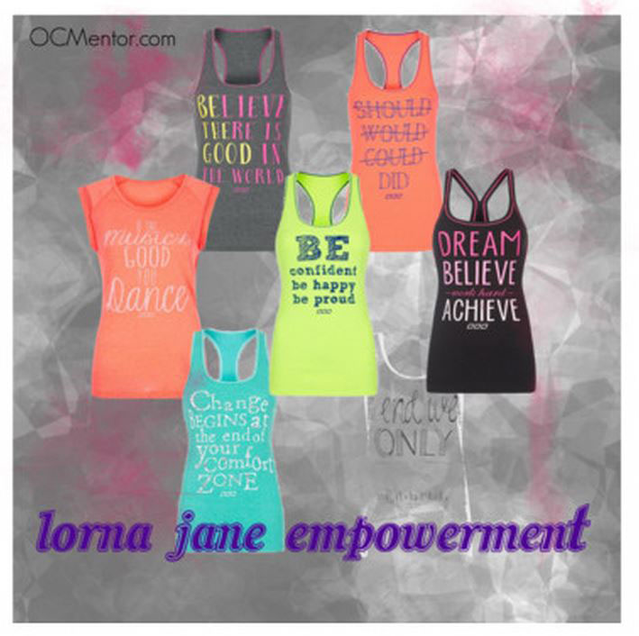 Get fit in full fashion with these Polyvore outfits from Lorna Jane Activewear so you can feel as comfortable as possible while you workout.