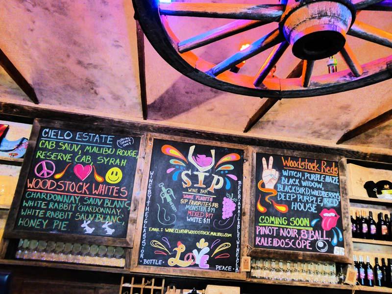 SIP Malibu Best Restaurants in the Conejo Valley