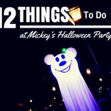 There are so many things to do at Mickey's Halloween Party at Disneyland Resort! Get your best costume and enjoy Halloween magic! Halloween at Disneyland | Disneyland Resort Anaheim | Not So Scary Halloween Party | Things to do at Disneyland