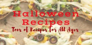 These Halloween recipes are freakishly awesome and sure to make the day fun for all ages!