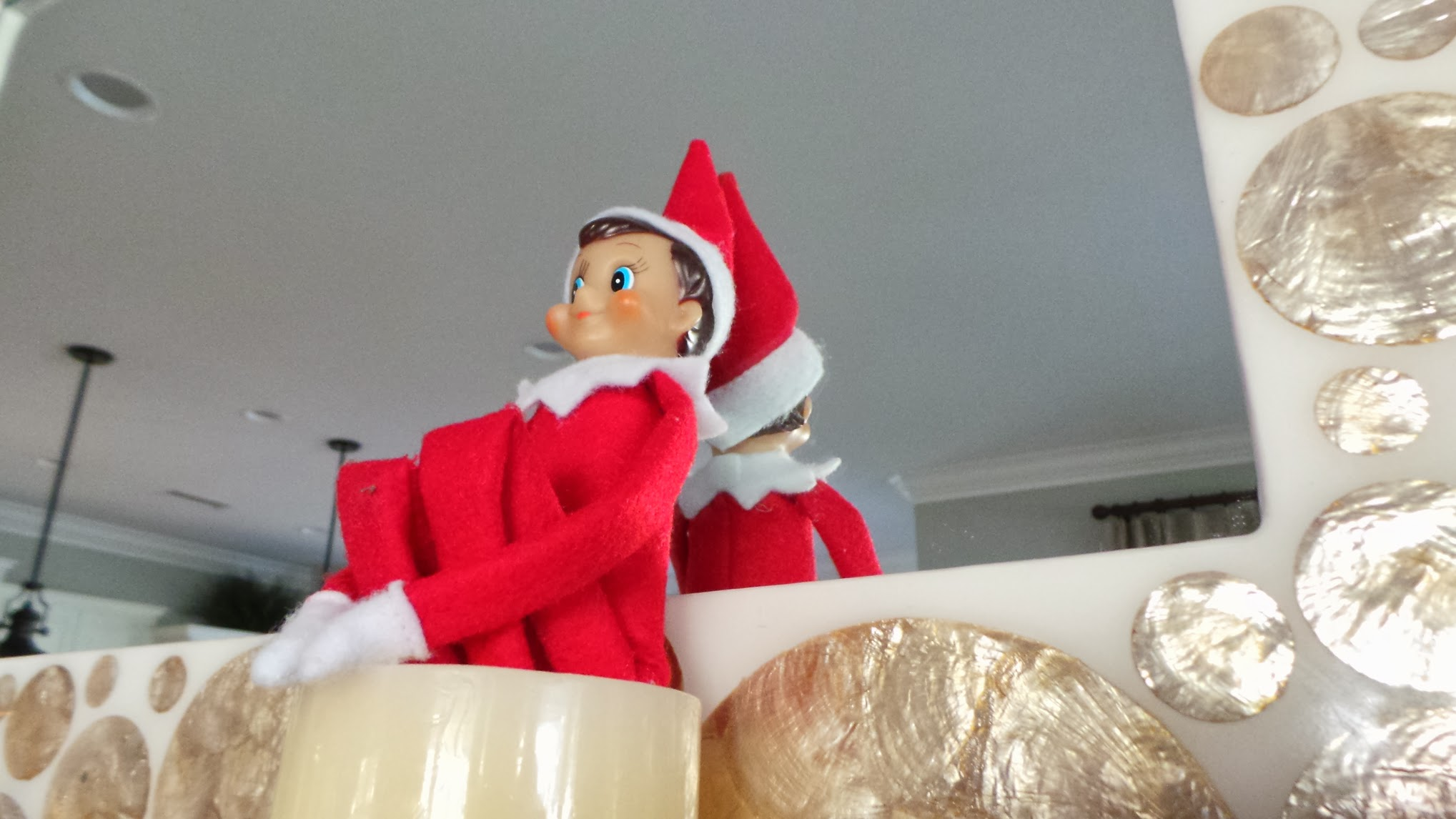 Elf on the Shelf names make the holiday tradition bond deeper with children. Pick one that resonates with your family with this list of over 50 names!