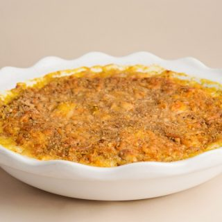 Carrot and Leek Gratin Tasting the Seasons Dunnington