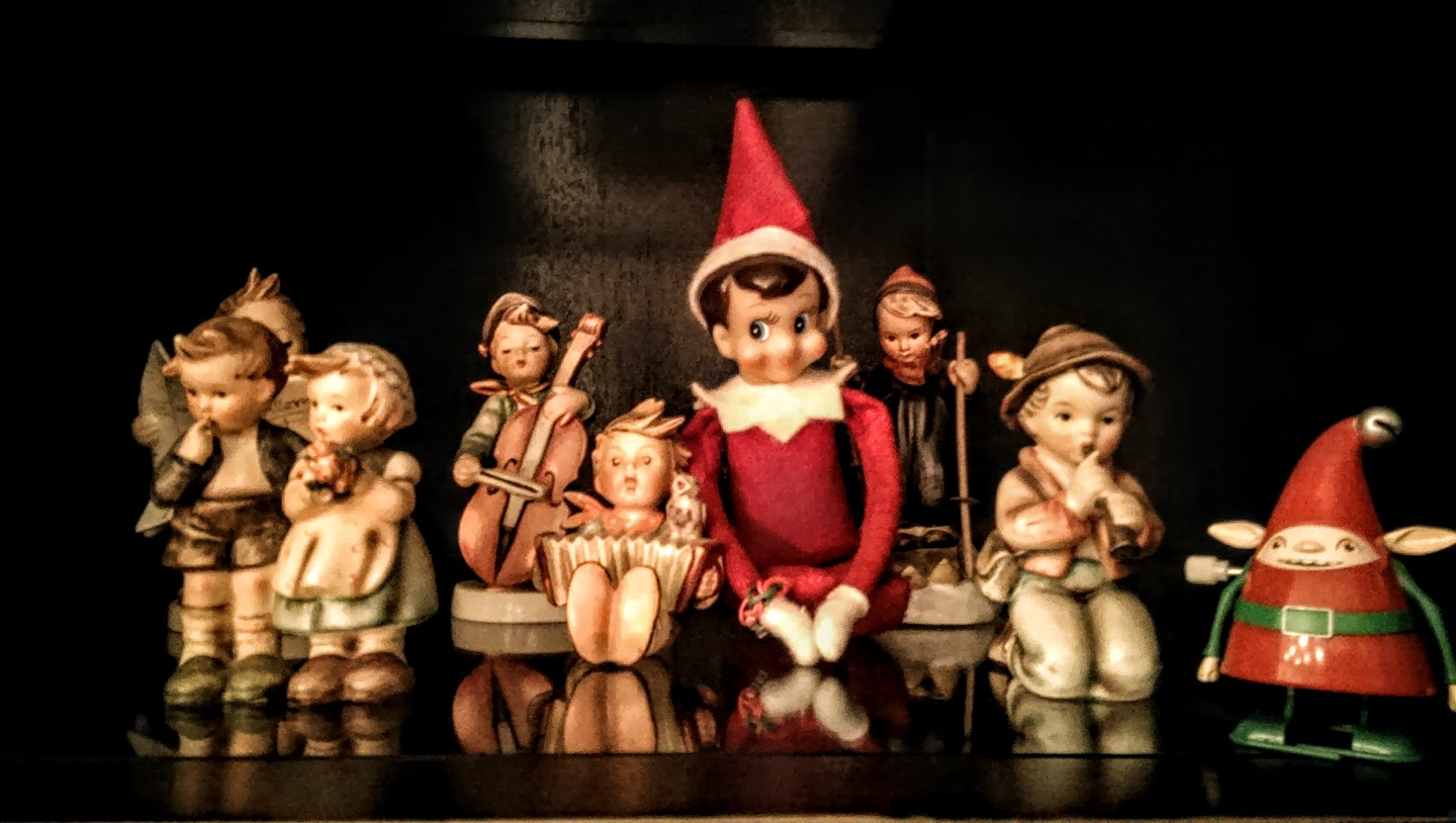 Elf on the Shelf Names to Love