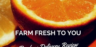 Farm Fresh to You Produce Delivery Review