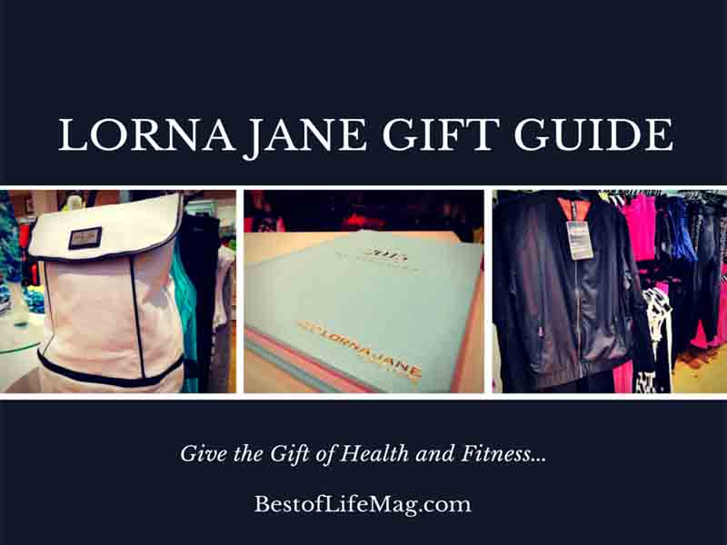 Give the gift of fitness and health that everyone will love with our Lorna Jane gift guide no matter what the occasion is that you're celebrating.