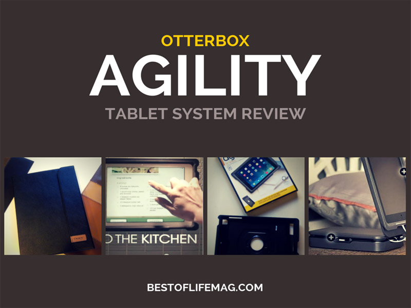 Otterbox Agility Tablet System Review