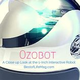 Teach kids to program and code with Ozobot, a miniature robot that helps children find their inner genius.