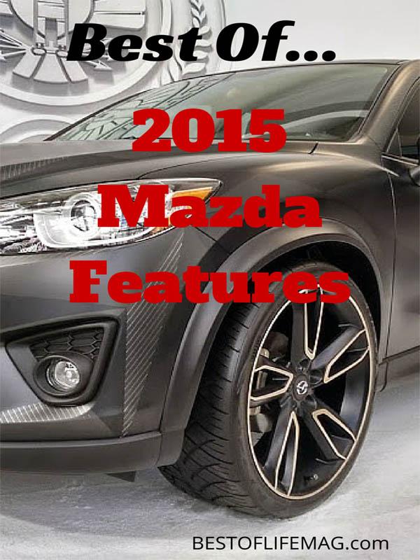 5 Best of 2015 Mazda Features