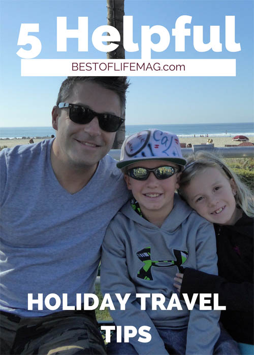 5 Helpful Holiday Travel Tips