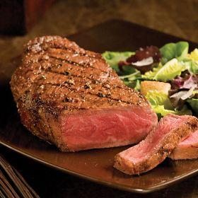 Boneless Strip Steaks from Omaha Steaks