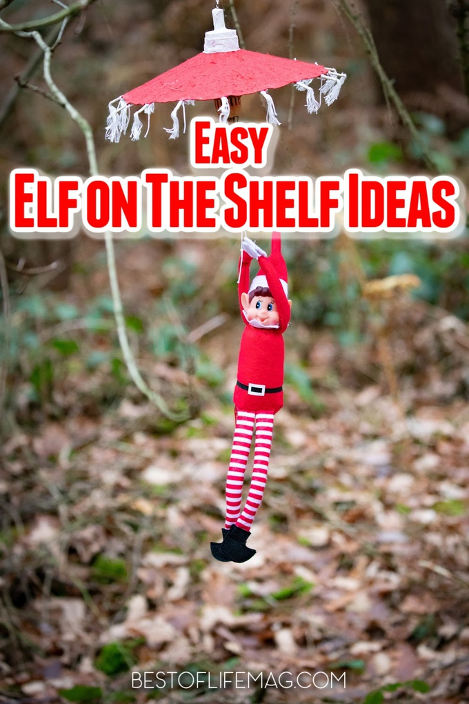 Easy Elf on The Shelf ideas keep kids excited and are perfect for those mornings when elf helpers are short on time, which is almost a guarantee! Elf on The Shelf Quarantine | Elf on The Shelf Ideas Funny Hilarious | Elf on The Shelf Arrival | Elf on The Shelf Ideas for Toddlers | Elf on The Shelf Ideas 2020 | Elf on The Shelf Tips for Adults | Elf on The Shelf Funny #elfontheshelf #christmas