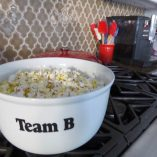 Gift for Popcorn Lovers - Personalized Popcorn Bowl