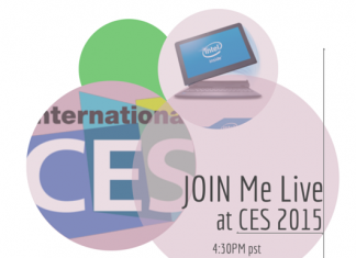 Google Hangout on Air at CES 2015