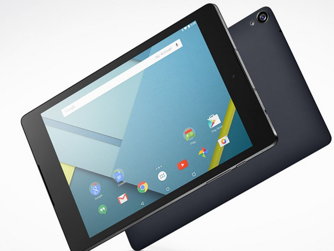 Hands on Nexus 9 Review