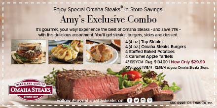 omaha steaks coupon from the best of life magazine