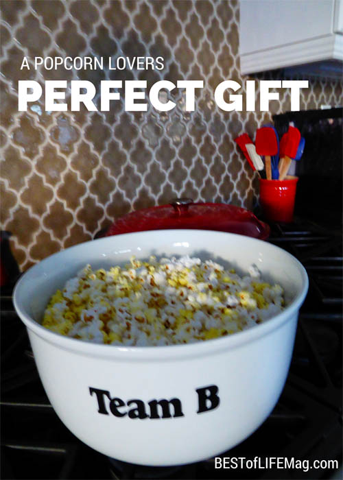 The Perfect Gift for Popcorn Lovers