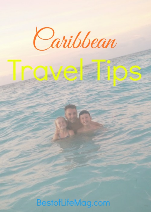 10 Tips for Traveling to the Caribbean