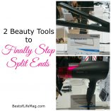 2 Beauty Tools to Finally Stop Split Ends - Panasonic Beauty