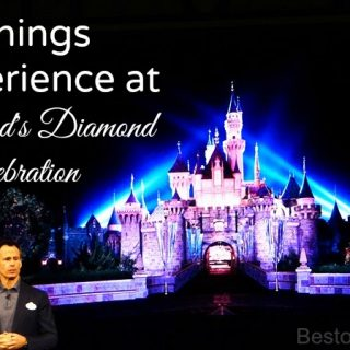 4 Things to Do at the Disneyland Diamond Celebration