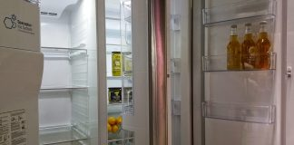 LG Electronics French Door in Door Refrigerator